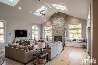 Beautiful sunroom addition by Brecknock Builders