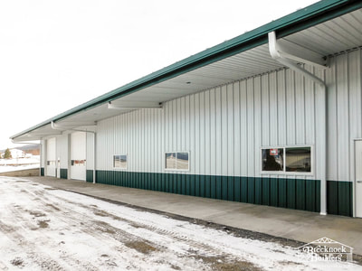 Ag Equipment Storage Building