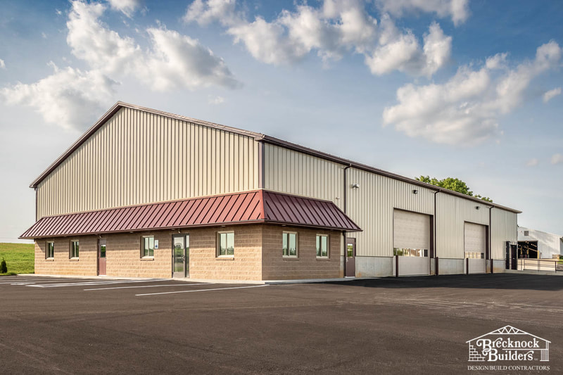 Lancaster County Office/Shop